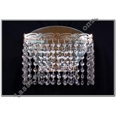 Sconce Square 1, 1 lamp