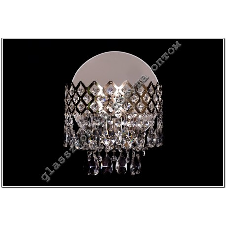 "Sconce crown 3 ""1 lamp"