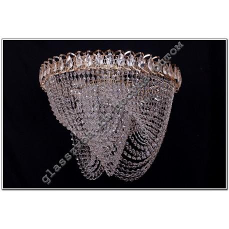 Lamp Crystal Vortex diam. 450 mm VASILISA
