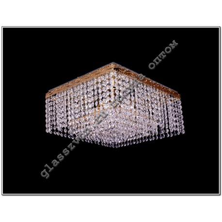 "Lamp ""Square ""5 lamps Gamma"