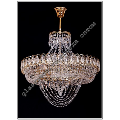 Crystal Ring Diameter 500 mm Whirlpool with suspension
