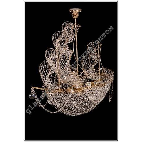 """Lamp Black Pearl """"8 lamps"""""""