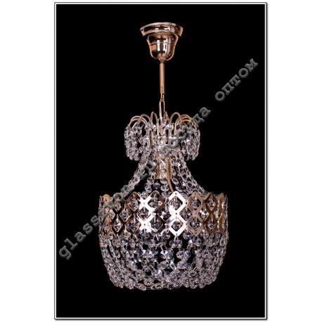 "Lamp ""Kitchen Crown"" №1, 1 lamp suspension"