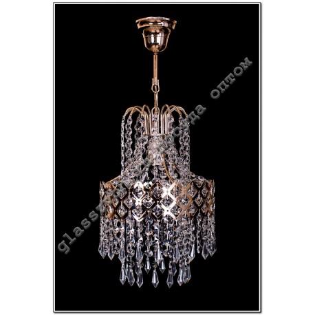 "Lamp ""Kitchen Crown"" №2, 1 lamp suspension"