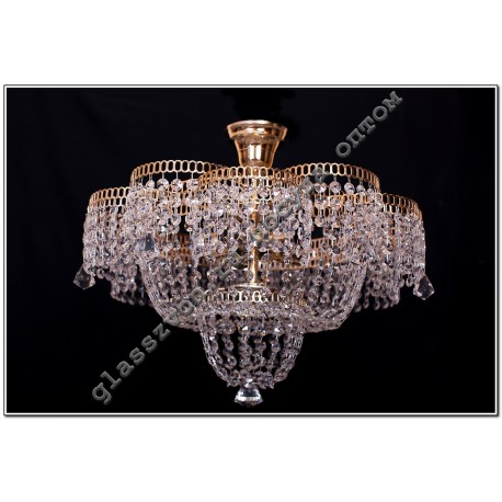 """Lotus lamp"""" 5 lamps with suspension"""