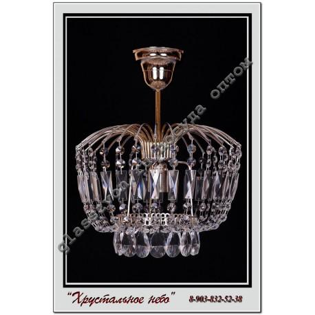 "Lamp Crystal Malinka"" 1 lamp"