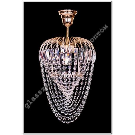 "Lamp ""Crystal Malinka"" 1 lamp Whirlpool"