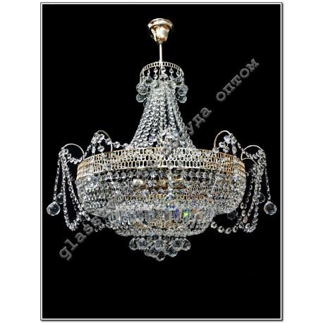 "Lamp ""Crystal Natalie"" 1 lamp BOW"
