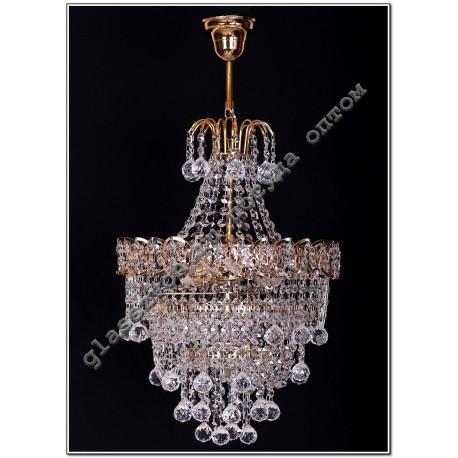 "Lamp ""Crystal Natalie"" 3 lamps SOFIA"