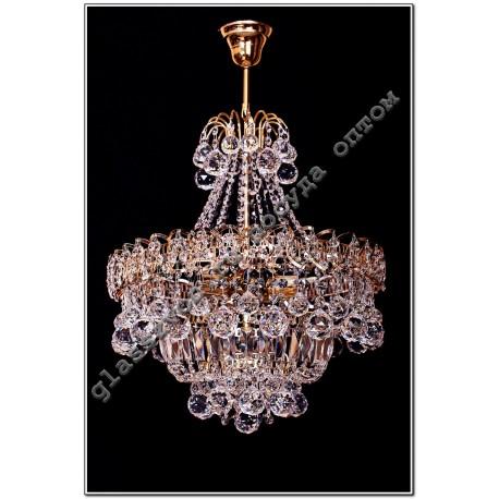 "Lamp ""Crystal Natalie"" 5 lamps Shar"