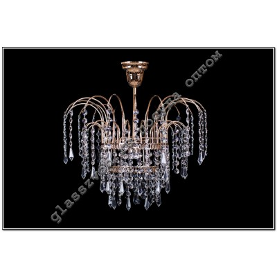 Luminaire Acacia crystal number 3, 1 Lamp