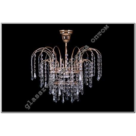 Luminaire Acacia crystal number 3, 1 Lamp