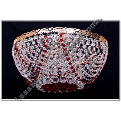 Lamp Crystal Angelica 6 lights + NIH