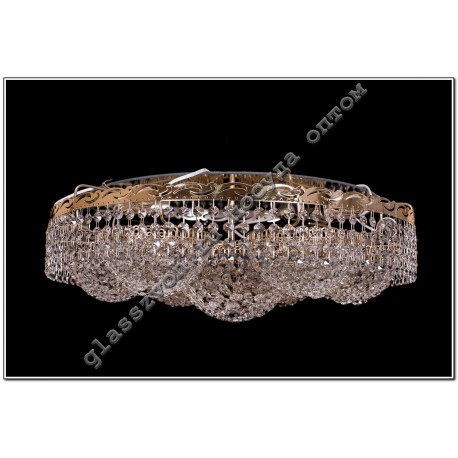 """Lamp """"Crystal Blizzard"""" 6 lamps №3"""