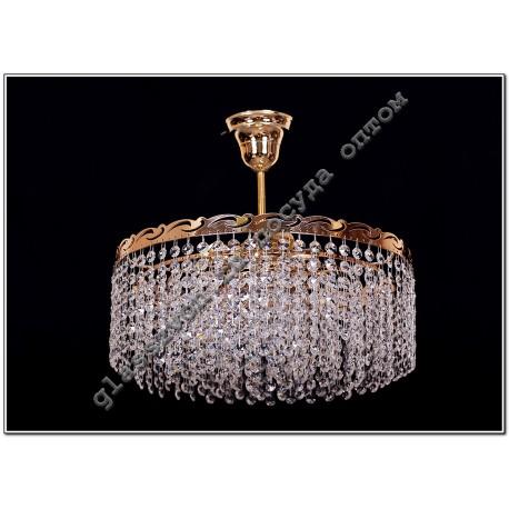 "Lamp ""Crystal Drop"" 3 lamps obtikon"