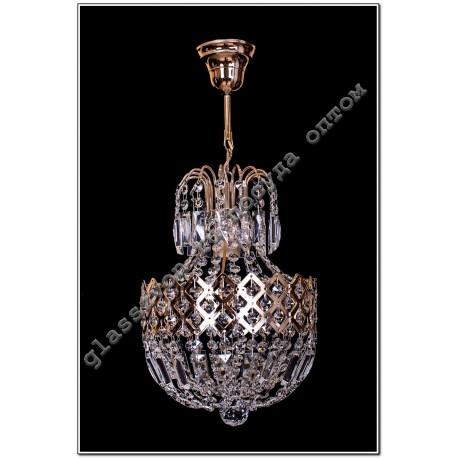"Lamp ""Kitchen Crown"" №3, 1 lamp suspension"