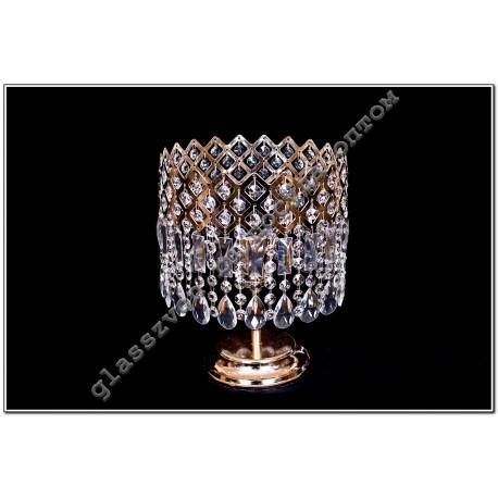 """Table lamp """"Crown"""" №1 1 Lamp"""