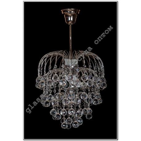 "Lamp ""Crystal Spray"" 3 lamps Shar-30"