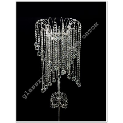 Floor lamp # 9 acacia